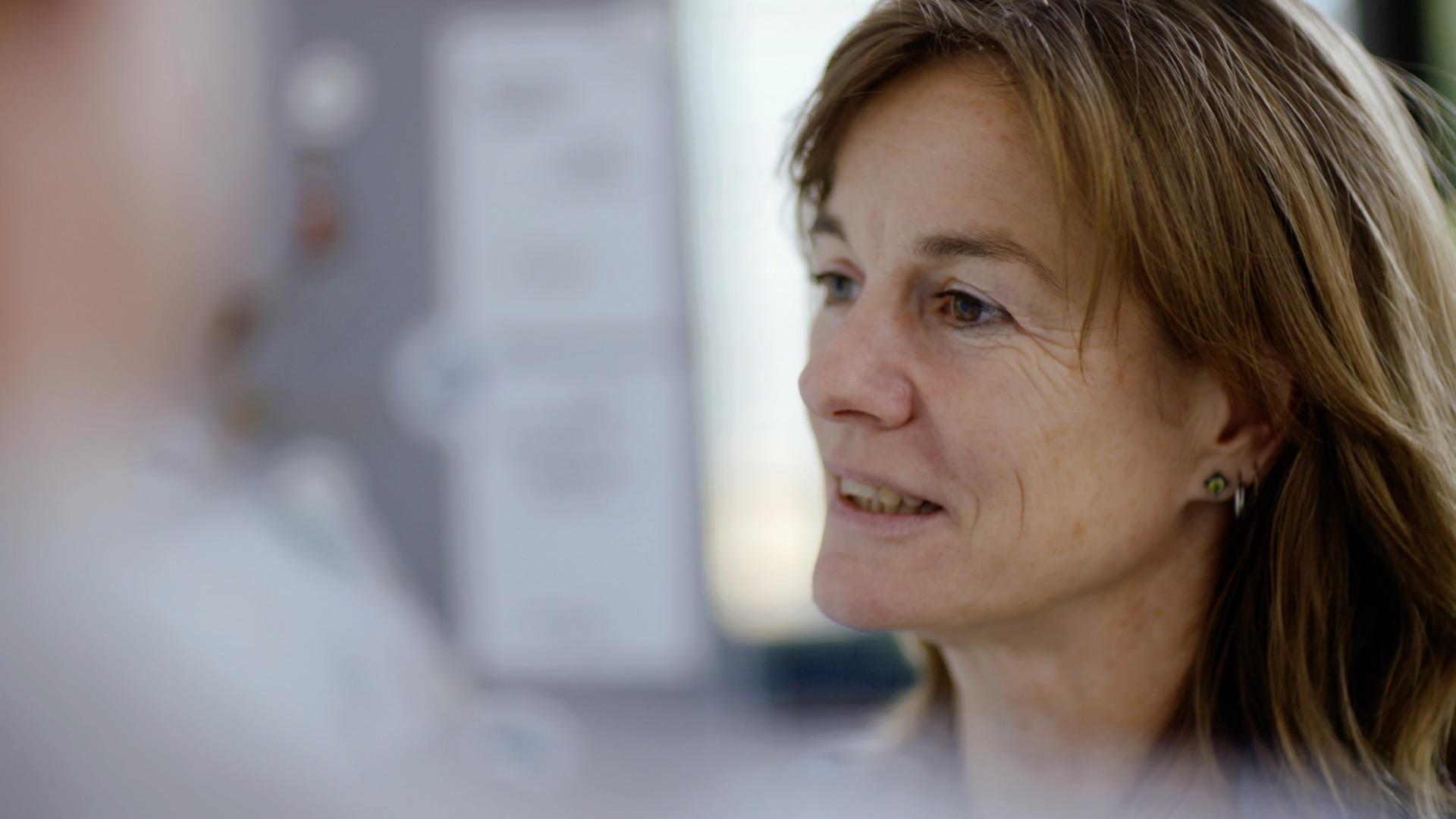 Klinisch psycholoog Mirjam